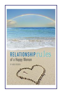 Relationship Rules of a Happy Woman, Kindle eBook by Anne Wondra
